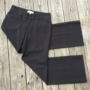 Michael Kors classic black dress pants